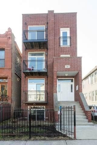 1710 N Whipple Street #1, Chicago, IL 60647 (MLS #10685552) :: Helen Oliveri Real Estate