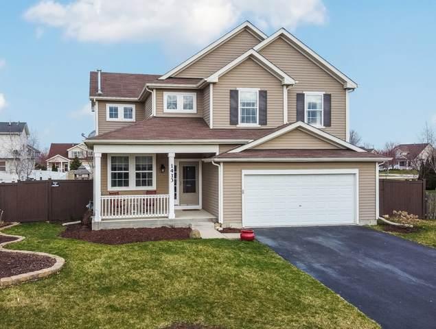 1413 Colaric Court, Joliet, IL 60431 (MLS #10685562) :: Helen Oliveri Real Estate