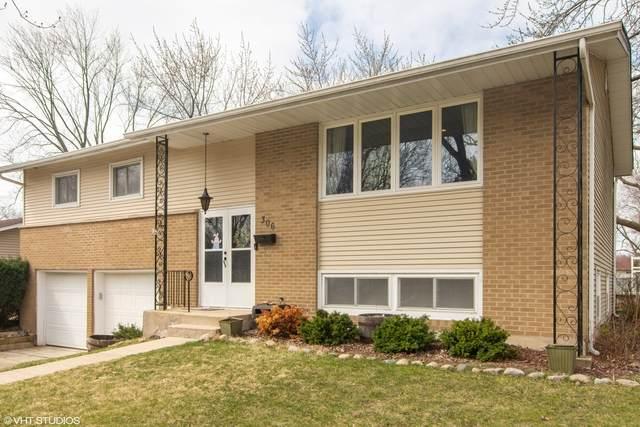 306 N Bissell Drive, Palatine, IL 60074 (MLS #10685574) :: BN Homes Group