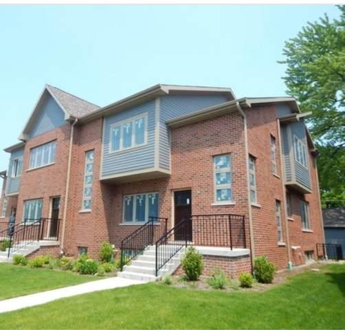 8649 Callie Avenue C, Morton Grove, IL 60053 (MLS #10685576) :: Baz Network | Keller Williams Elite