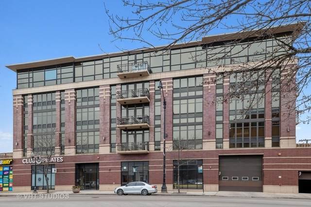 4020 N Damen Avenue #305, Chicago, IL 60618 (MLS #10685590) :: Helen Oliveri Real Estate