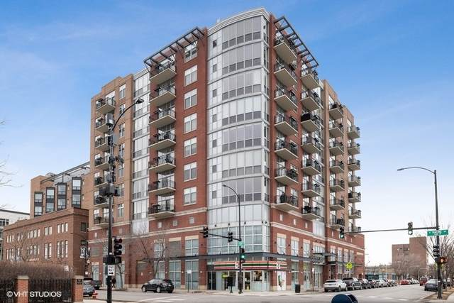 1201 W Adams Street #711, Chicago, IL 60607 (MLS #10685609) :: Helen Oliveri Real Estate