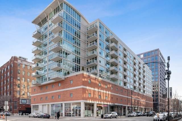 909 W Washington Boulevard #806, Chicago, IL 60607 (MLS #10685619) :: Helen Oliveri Real Estate