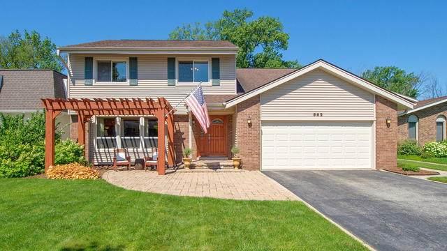 562 N Walnut Street, Elmhurst, IL 60126 (MLS #10685644) :: BN Homes Group