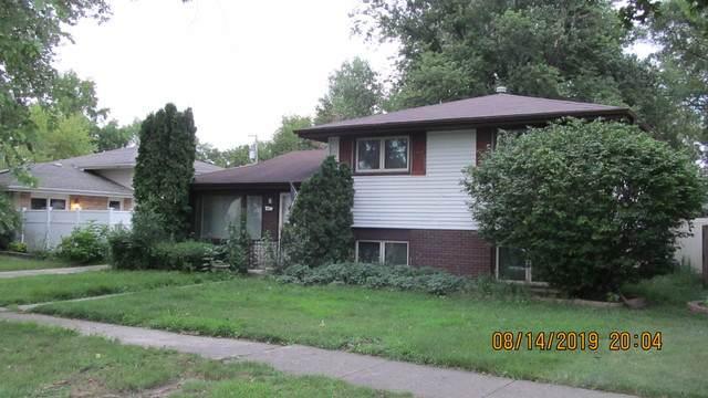 9805 S Mansfield Avenue, Oak Lawn, IL 60453 (MLS #10685720) :: Helen Oliveri Real Estate