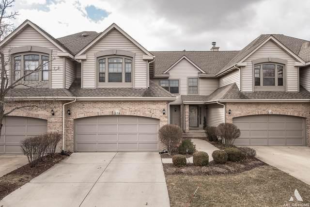 226 Bloomfield Parkway #226, Bloomingdale, IL 60108 (MLS #10685725) :: Helen Oliveri Real Estate