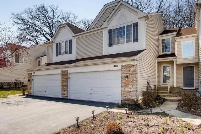 108 Locksley Drive, Streamwood, IL 60107 (MLS #10685730) :: Helen Oliveri Real Estate