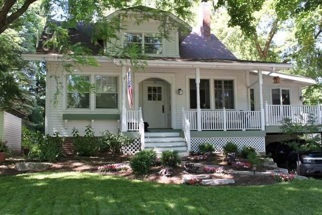 711 Lakeside Drive, Wheaton, IL 60187 (MLS #10685731) :: Helen Oliveri Real Estate