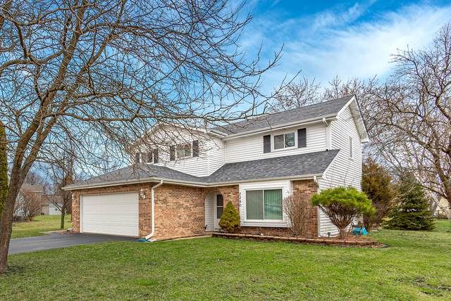 2290 Woodview Court, Naperville, IL 60565 (MLS #10685753) :: BN Homes Group