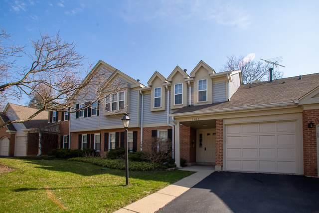 1402 Tulip Court C1, Wheeling, IL 60090 (MLS #10685765) :: Helen Oliveri Real Estate