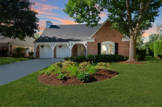 103 Rivershire Lane, Lincolnshire, IL 60069 (MLS #10685781) :: Helen Oliveri Real Estate