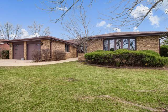 321 S Knollwood Drive, Schaumburg, IL 60193 (MLS #10685872) :: BN Homes Group