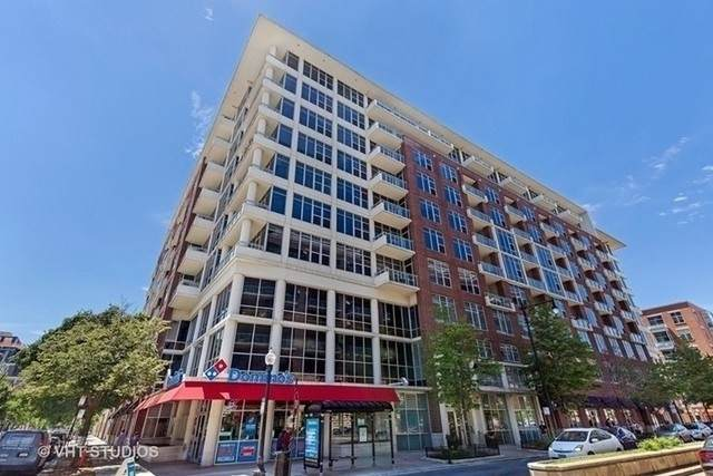 901 W Madison Street #714, Chicago, IL 60607 (MLS #10685878) :: John Lyons Real Estate