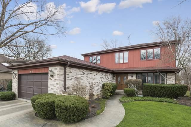 3417 Vantage Lane, Glenview, IL 60026 (MLS #10685907) :: Helen Oliveri Real Estate