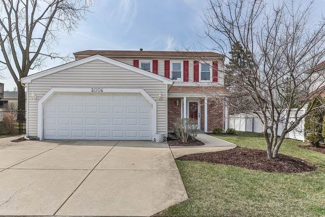 5006 Chambers Drive, Hoffman Estates, IL 60010 (MLS #10685969) :: BN Homes Group