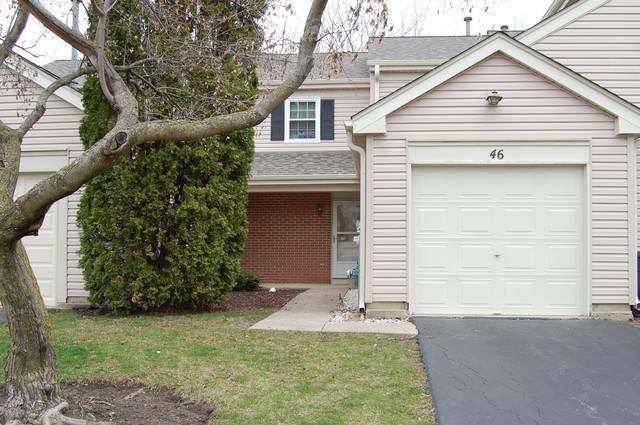 46 King Drive, Streamwood, IL 60107 (MLS #10686068) :: BN Homes Group