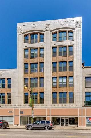 3151 N Lincoln Avenue #514, Chicago, IL 60657 (MLS #10686104) :: John Lyons Real Estate