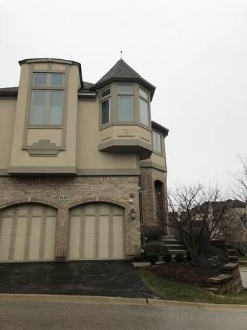 1443 W Rue Paris Place, Inverness, IL 60067 (MLS #10686220) :: BN Homes Group