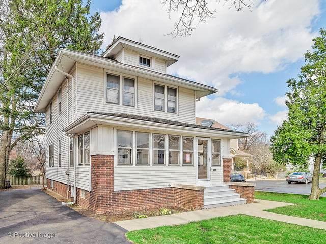 421 W Roosevelt Road, Wheaton, IL 60187 (MLS #10686267) :: Helen Oliveri Real Estate