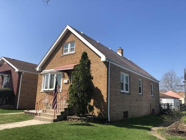 4018 Clarence Avenue, Stickney, IL 60402 (MLS #10686278) :: The Mattz Mega Group