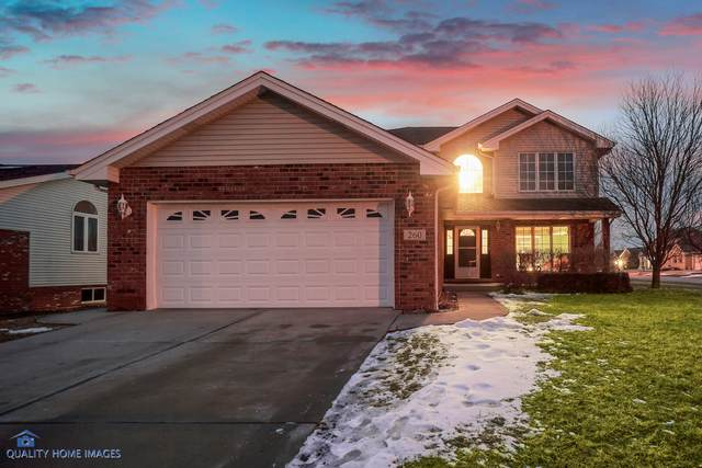 260 Maple Street, Beecher, IL 60401 (MLS #10686302) :: The Wexler Group at Keller Williams Preferred Realty