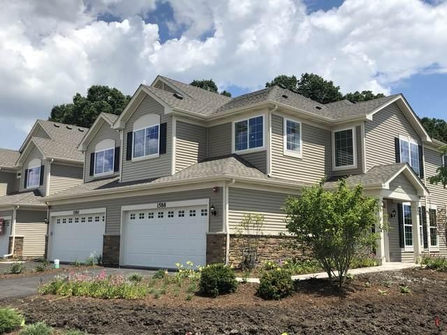 1724 Carlstedt Drive, Batavia, IL 60510 (MLS #10686305) :: The Dena Furlow Team - Keller Williams Realty