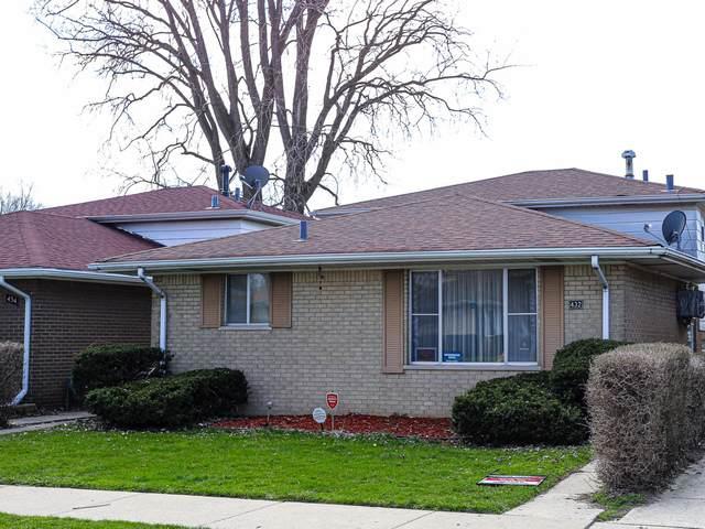 432 Buffalo Avenue, Calumet City, IL 60409 (MLS #10686313) :: The Dena Furlow Team - Keller Williams Realty