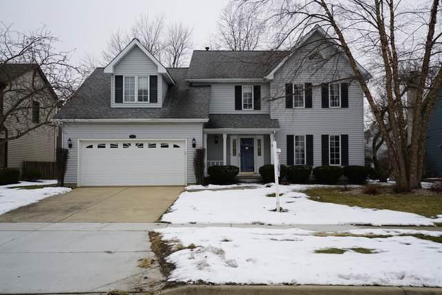 4930 Tarrington Drive, Hoffman Estates, IL 60010 (MLS #10686324) :: BN Homes Group