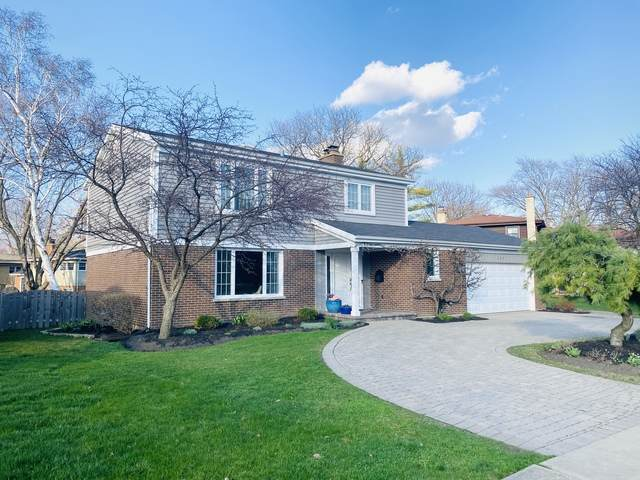 608 W Kirchhoff Road, Arlington Heights, IL 60005 (MLS #10686327) :: Helen Oliveri Real Estate