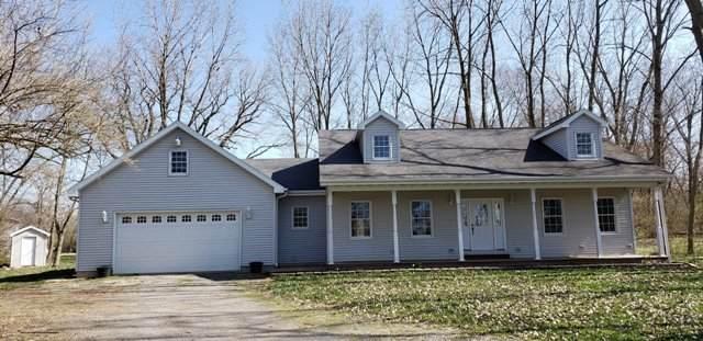 110 E Curtis Street, Grant Park, IL 60940 (MLS #10686343) :: The Dena Furlow Team - Keller Williams Realty