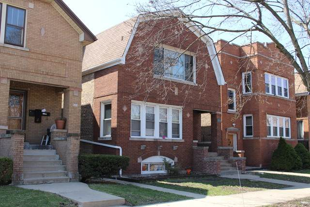 5135 W Wrightwood Avenue, Chicago, IL 60639 (MLS #10686388) :: Helen Oliveri Real Estate