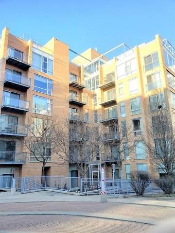 1740 Oak Avenue #507, Evanston, IL 60201 (MLS #10686456) :: Helen Oliveri Real Estate