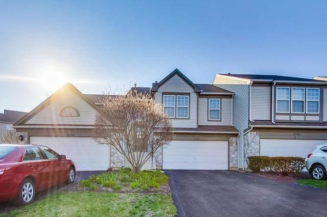3188 Bromley Lane #3188, Aurora, IL 60502 (MLS #10686572) :: Angela Walker Homes Real Estate Group