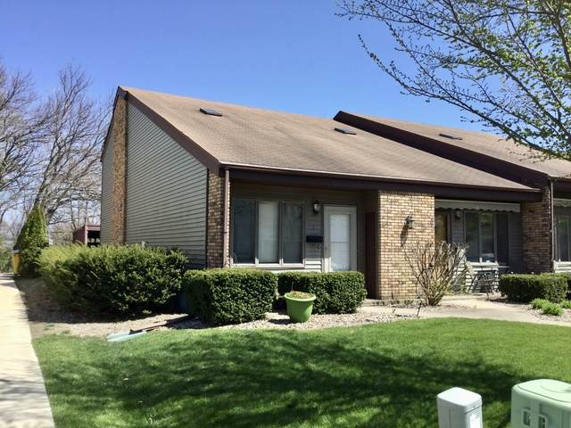 1704 Rockingham Drive #1, Normal, IL 61761 (MLS #10686634) :: BN Homes Group