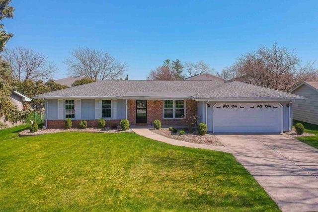 106 Hammitt Drive, Normal, IL 61761 (MLS #10686670) :: BN Homes Group