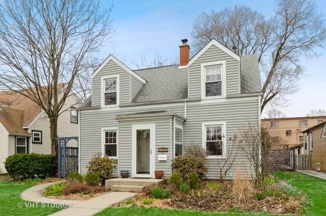 1727 Cleveland Street, Evanston, IL 60202 (MLS #10686690) :: Helen Oliveri Real Estate
