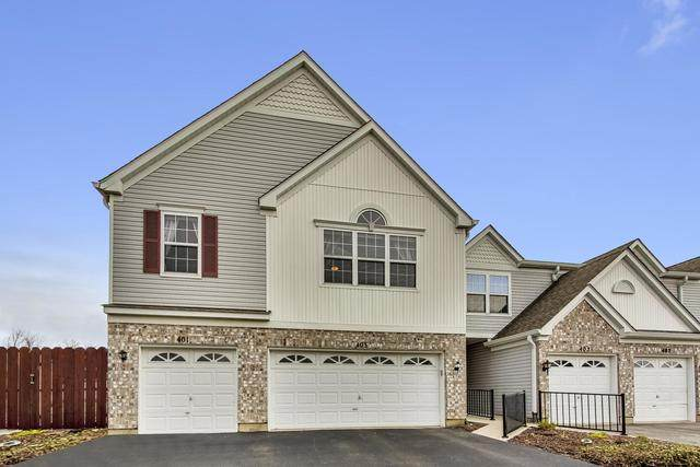 403 Arboretum Drive, Lombard, IL 60148 (MLS #10686828) :: Angela Walker Homes Real Estate Group