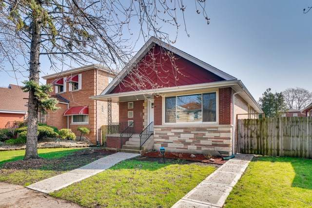 8411 S Honore Street, Chicago, IL 60620 (MLS #10686890) :: Helen Oliveri Real Estate