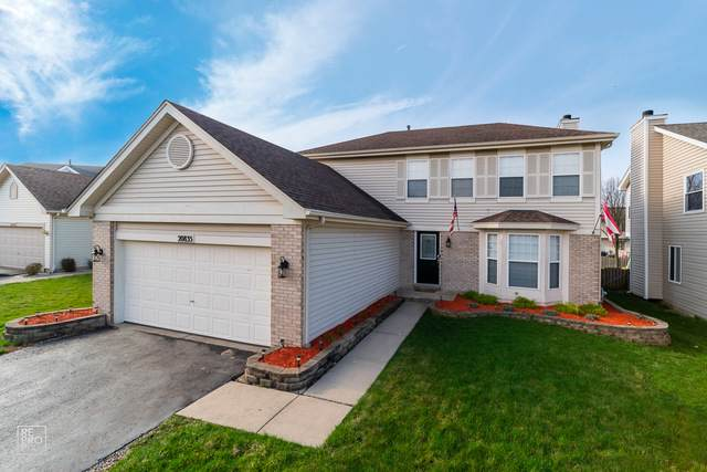 20835 W Barrington Court, Plainfield, IL 60544 (MLS #10686916) :: Angela Walker Homes Real Estate Group