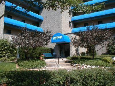 100 Lake Shore Drive #903, Michigan City, IN 46360 (MLS #10686924) :: Touchstone Group
