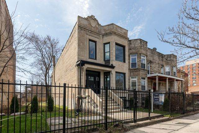 505 E 60TH Street, Chicago, IL 60637 (MLS #10686949) :: Angela Walker Homes Real Estate Group