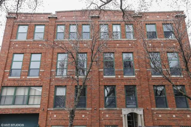1124 W Newport Avenue 2C, Chicago, IL 60657 (MLS #10686988) :: Angela Walker Homes Real Estate Group