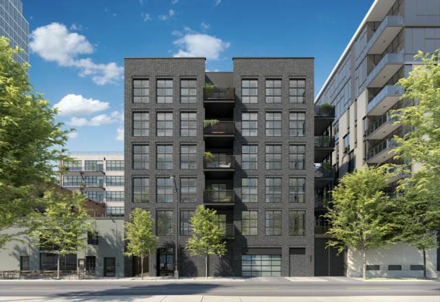 128 S Green Street 2A, Chicago, IL 60607 (MLS #10687049) :: Helen Oliveri Real Estate