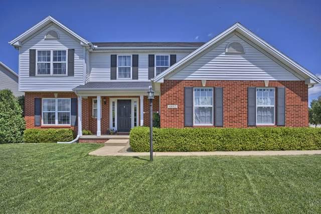 4802 Horse Creek Drive, Champaign, IL 61822 (MLS #10687133) :: Jacqui Miller Homes