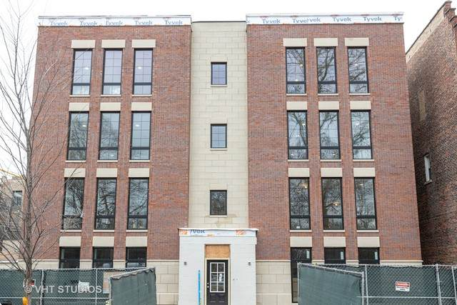 1320 W Lexington Street 4W, Chicago, IL 60607 (MLS #10687163) :: Helen Oliveri Real Estate