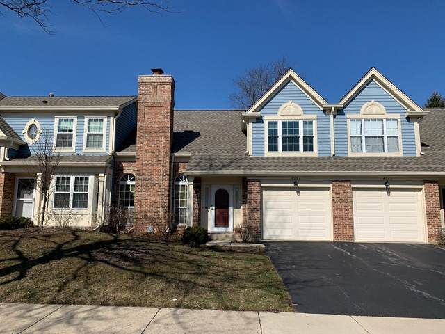 4063 N Newport Lane, Arlington Heights, IL 60004 (MLS #10687178) :: Helen Oliveri Real Estate
