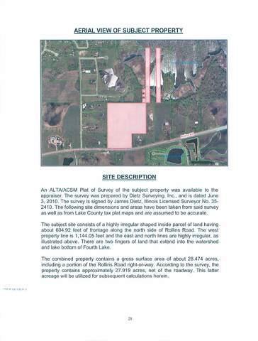21132 W Rollins. Road, Grayslake, IL 60030 (MLS #10687213) :: Touchstone Group