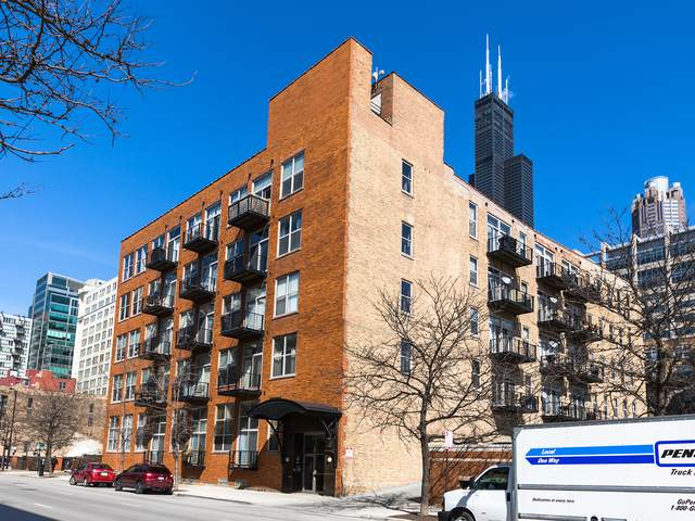 417 S Jefferson Street 501B, Chicago, IL 60607 (MLS #10687369) :: Touchstone Group