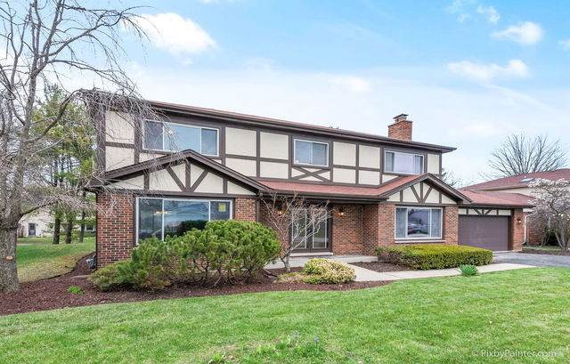 2853 Harolds Crescent, Flossmoor, IL 60422 (MLS #10687370) :: Touchstone Group