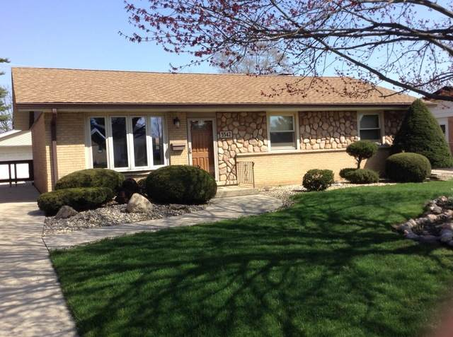 5542 Parkview Court, Crestwood, IL 60418 (MLS #10687464) :: The Wexler Group at Keller Williams Preferred Realty